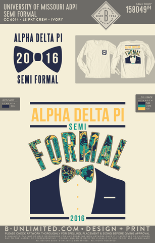 Mizzou ADPi - Semi Formal (LS)