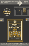 UofA New Greek Council - Greek Sing 2017