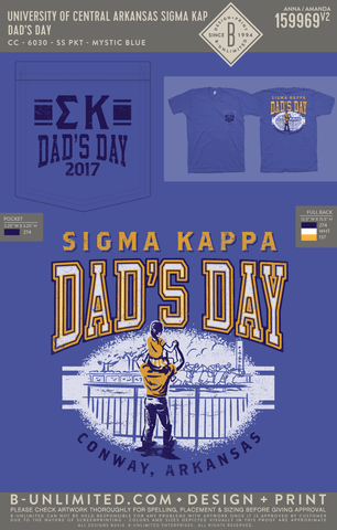 UCA Sigma Kappa - Dad's Day
