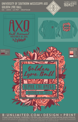 USM AXO - Golden Lyre ball (long sleeve)