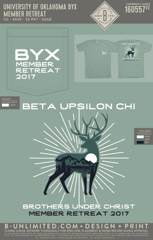 OU BYX - Member Retreat