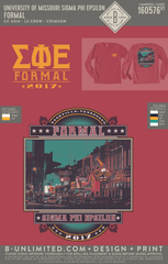 Mizzou Sigma Phi Epsilon - Formal (LS)