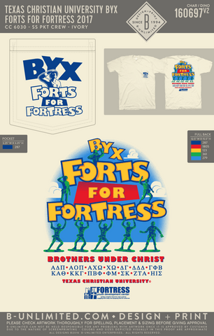 TCU BYX - Fort for Fortress 2017 (Ivory)