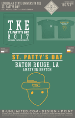 LSU TKE - St. Pattys Day