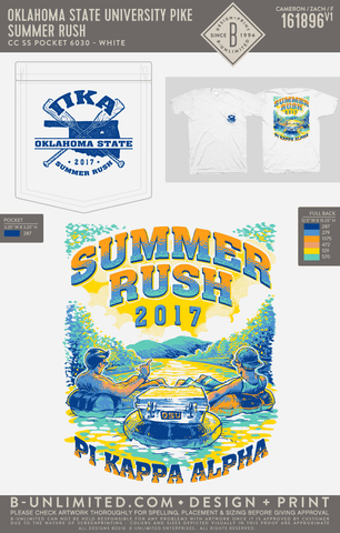 OSU Pike - Summer Rush (SS)