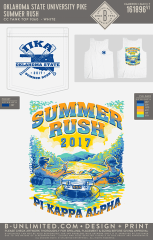 OSU Pike - Summer Rush (Tank)