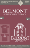 Belmont University Occupational Therapy School - Bell Tower PR (SS Brick)