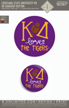 LSU KD - KD Gameday Button