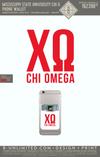 Miss State Chi O - Phone Wallet