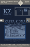 LSU Kappa Sig - House Bid Day