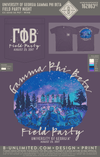UGA Gamma Phi Beta - Field Party Night (Wine)