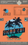 Sigma Chi - Iota Gamma Chapter - Fall Rush 2017 (orange)