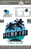 Sigma Chi - Iota Gamma Chapter - Fall Rush 2017 (white)