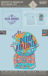 UofA DG - Delta Airlines 2017 (Chambray)