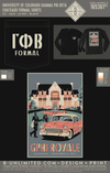 CU Gamma Phi Beta - Chateaux Formal Shirts