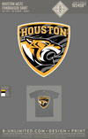Houston MSTC - Fundraiser Shirt (Comfort Colors)