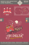 USC Tri Delta - Sleighs the Holidays