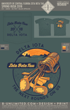 Zeta Beta Tau - Delta Iota Chapter - Spring Rush 2018