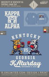 UK KA - Football Game Day (LS Washed Denim)