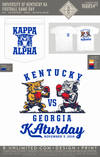 UK KA - Football Game Day (SS White)