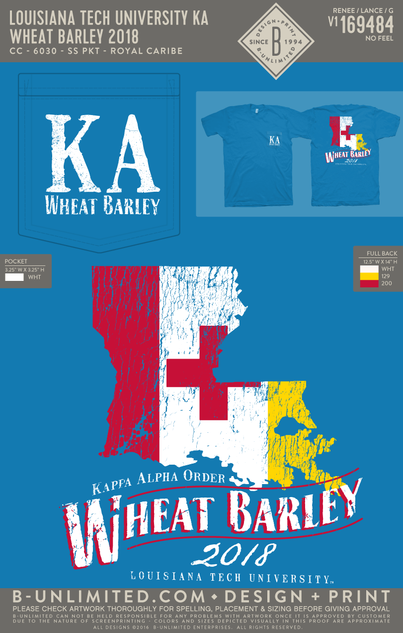 LTU KA - Wheat Barley 2018