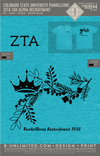 Colorado State University Zeta Tau Alpha - Zeta Tau Alpha Recruitment