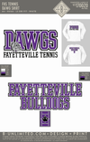 FHS Tennis - Dawg Shirt