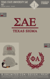 Texas State SAE - Hat