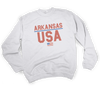 Arkansas USA Sweatshirt