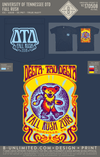 Tennessee DTD - Fall Rush (True Navy)