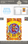 Tennessee DTD - Fall Rush (White)