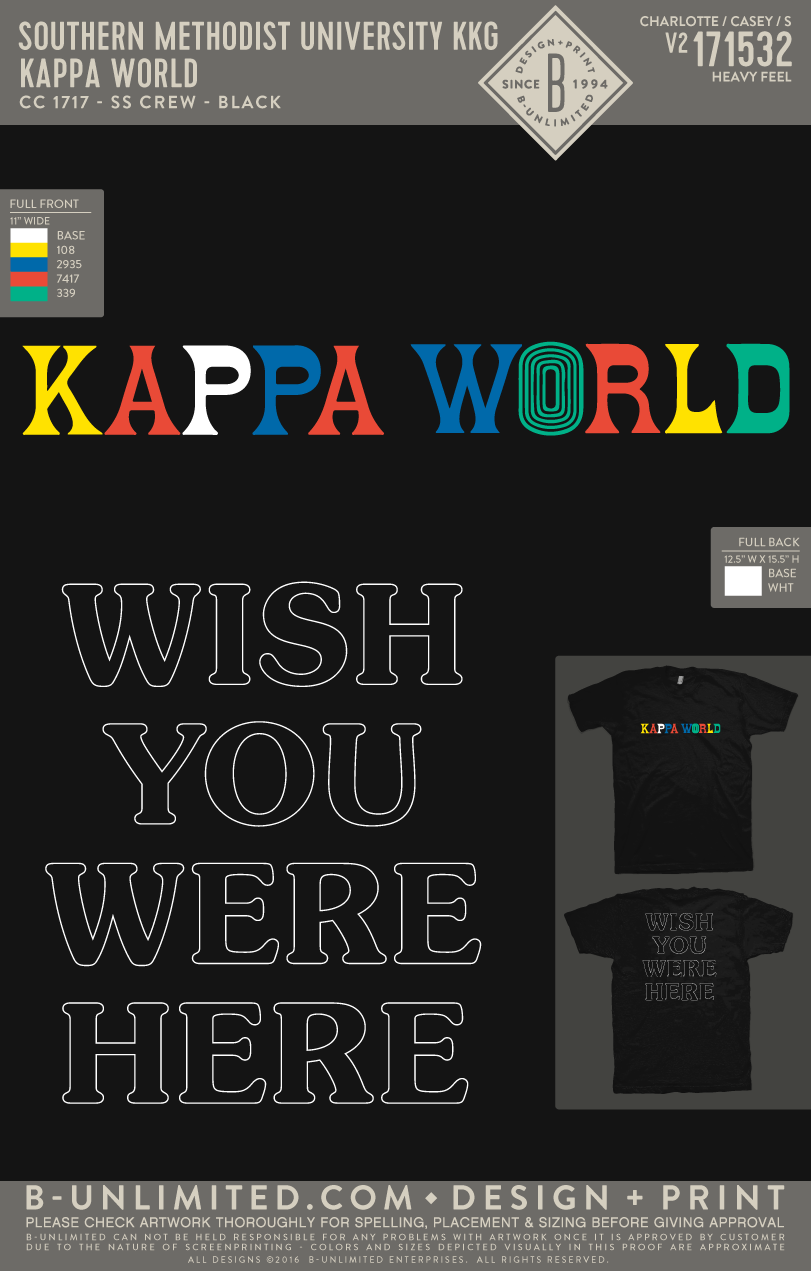 SMU KKG - Kappa World