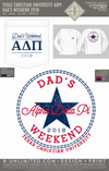 TCU ADPi - Dad's Weekend 2018