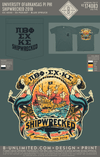 UofA Sigma Chi - Shipwrecked 2018 (SS Blue Spruce)