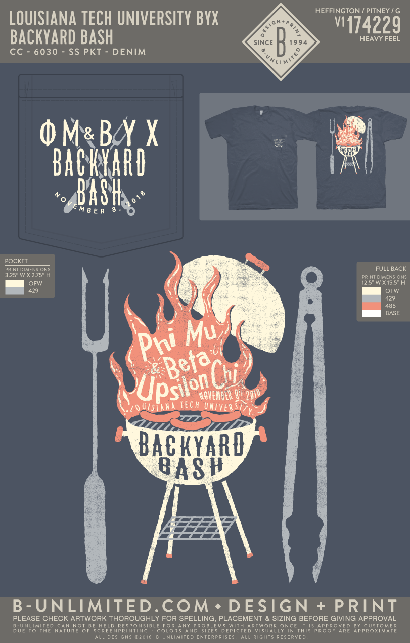 LTU BYX - Backyard Bash