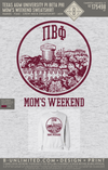 Texas A&M Pi Phi - Mom's Weekend Sweatshirt