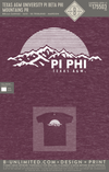 Texas A&M Pi Phi - Mountains PR