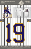 Texas State SAE - Jerseys