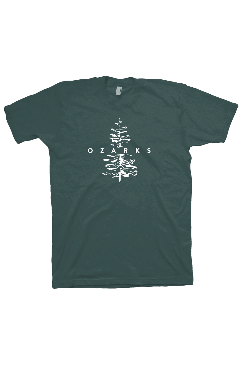 The Ozarks T-Shirt Green