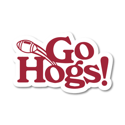 It's Hog Time Sticker