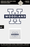 Woodland Junior High School - Woodland Blanket