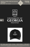 UGA Student Bar Association - Law Hats (Black)