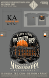 Miss State Kappa Alpha - Halloween Shirt (Short Sleeve)