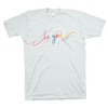 Be You Graphic Sorority T-Shirt Delta Gamma