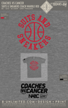 Coaches Vs Cancer - Suits & Sneakers (Coach Wardle Red)