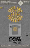 Coaches Vs Cancer - Suits & Sneakers (Coach Fisher Gold)