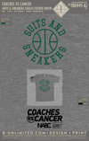 Coaches Vs Cancer - Suits & Sneakers (Coach Fischer Green)
