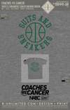 Coaches Vs Cancer - Suits & Sneakers (Coach Golden Green)