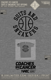 Coaches Vs Cancer - Suits & Sneakers (Coach Abdur-Rahim Black)
