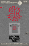 Coaches Vs Cancer - Suits & Sneakers (Coach Brannen Red)
